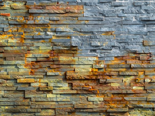 Bold Stacked Stone - Video Conference Background - Full Image - No Logo