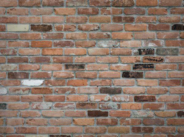 Downtown Loft Brick - Video Conference Background Design - Full Image - No Logo