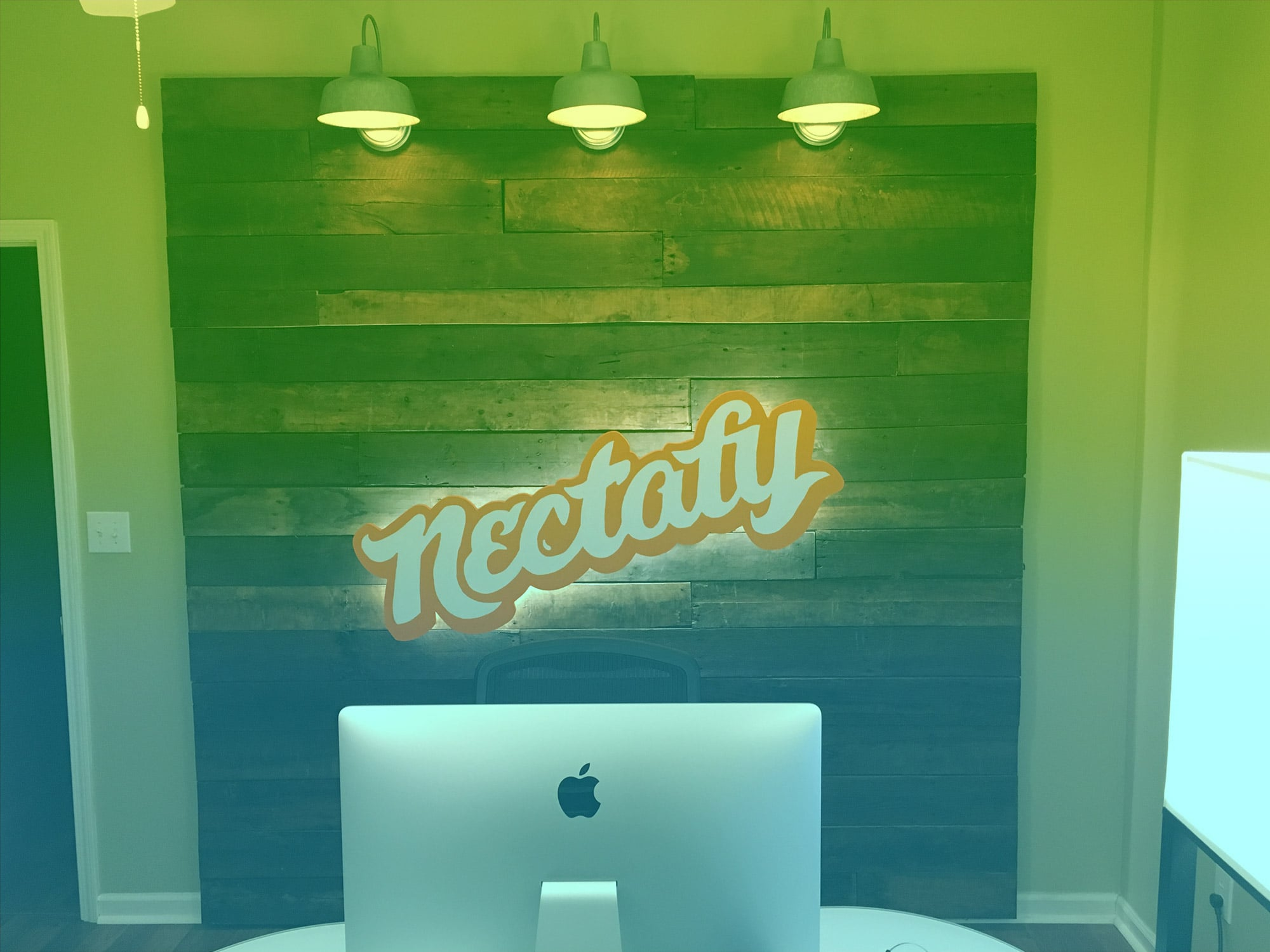 How To Build A Moveable Wood Wall Background For Your Home Office