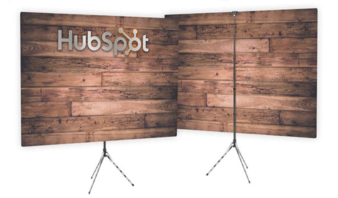 Anyvoo video conferencing backdrop - HubSpot