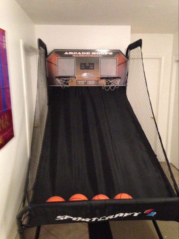 Arcade hoop
