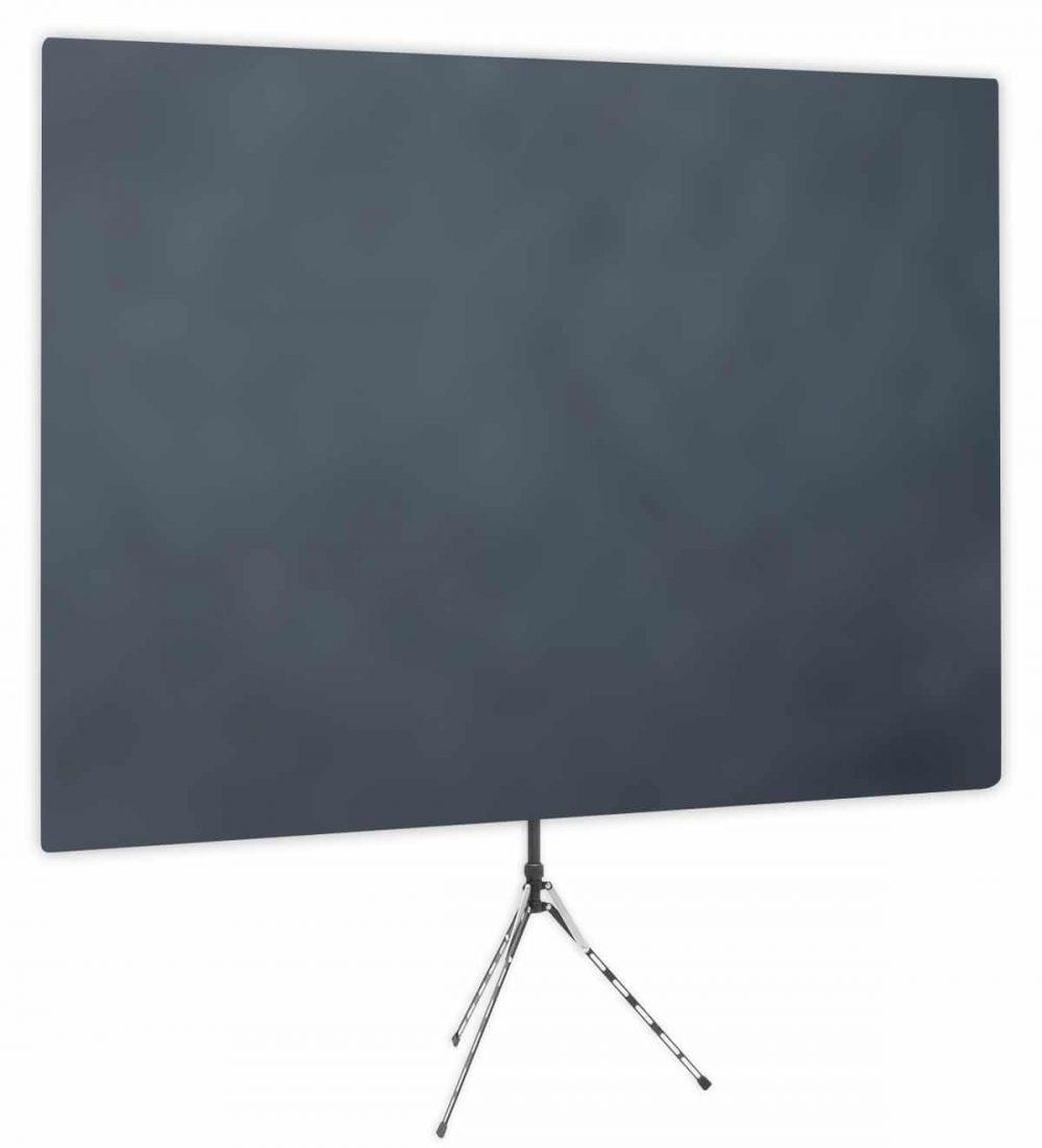 Gray Shadows Webcam Backdrop - Side 1
