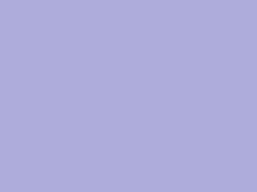 Hosta Blossom - Solid Lavender Webcam Backdrop