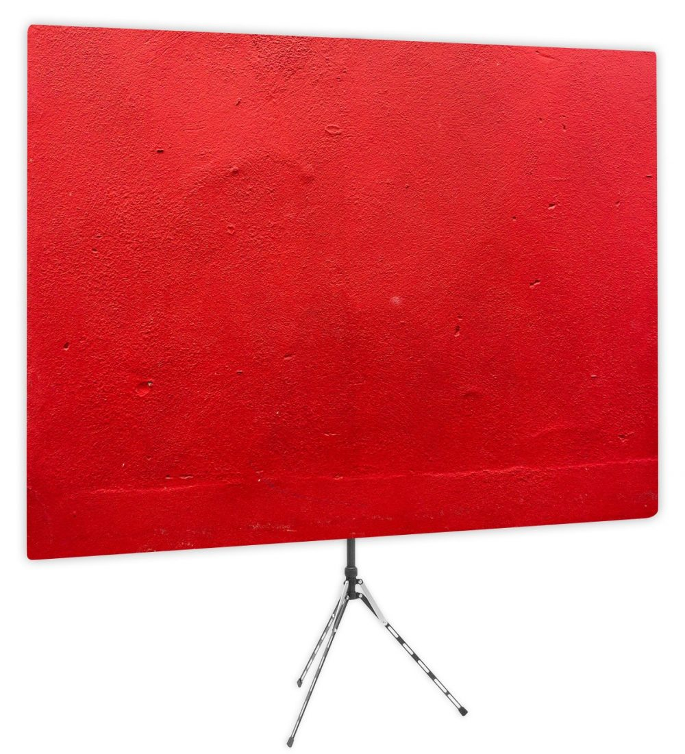 Wrangler Red - Webcam Backdrop - Side 1
