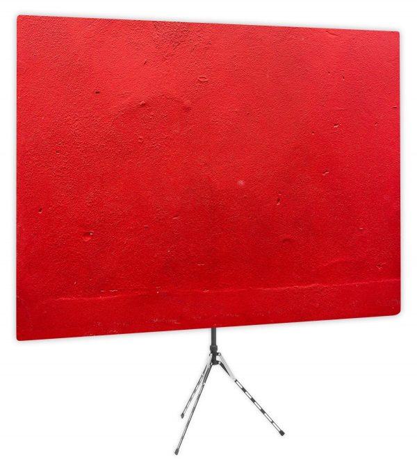 Wrangler Red - Webcam Backdrop - Side 1