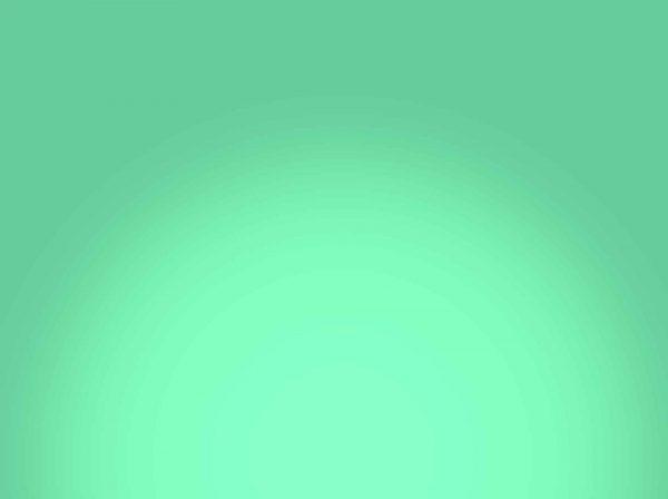 Zen Effect Uplight - Green Gradient Webcam Backdrop