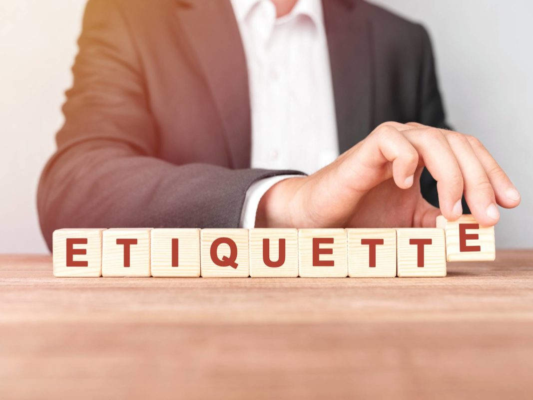 Virtual meeting etiquette best practices - Anyvoo